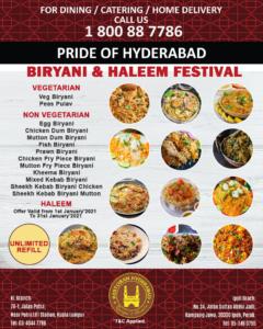 biryani festival